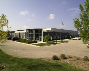 Price Engineering's current location at 1175 Cottonwood Avenue in Hartland, WI